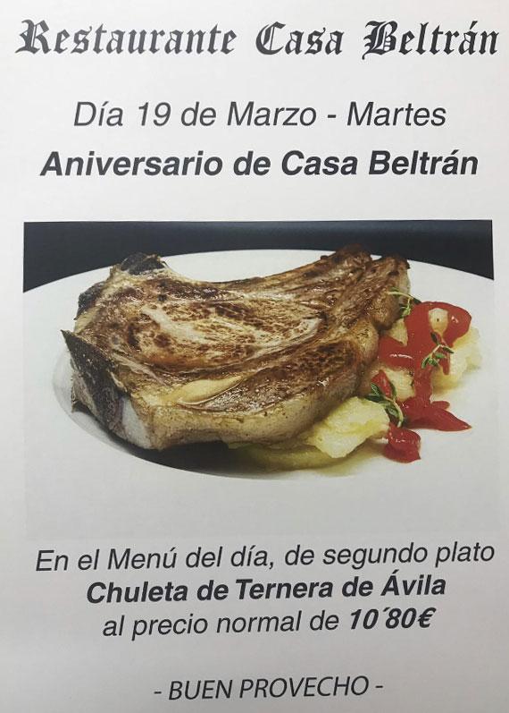 46 Aniversario de Casa Beltrán