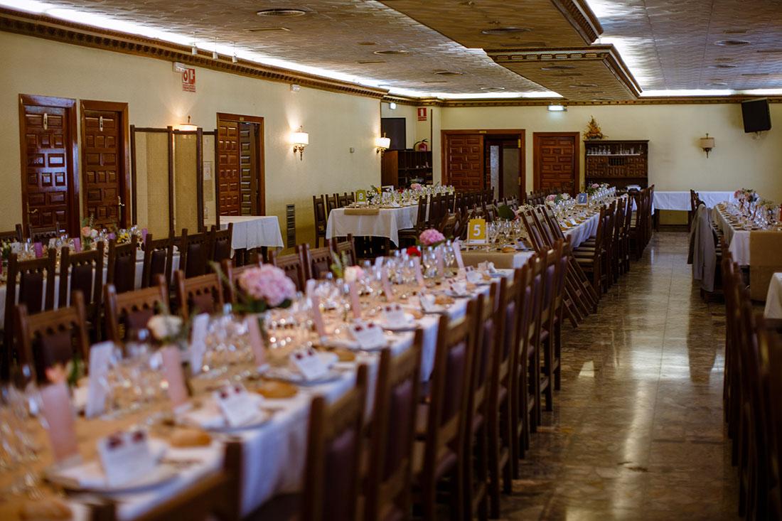 Salón Restaurante Casa Beltrán