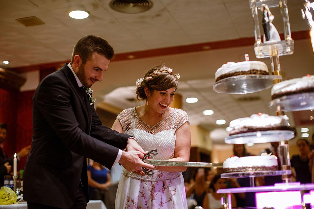 Tarta boda Casa Beltrán